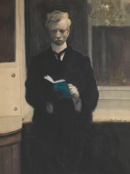 spilliaert blue sketchbook 1907