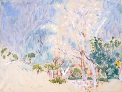 636px-Pierre_Bonnard_Landscape_of_Cannet,_White_Trees_1940